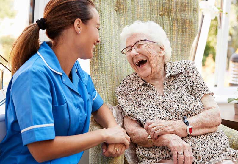 Home Health Aide Care- Allure Home Care Services New York